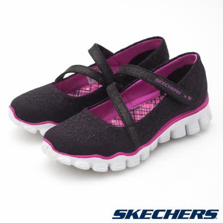 SKECHERS (童) 女童系列Skech Flex II-81245LBKHP