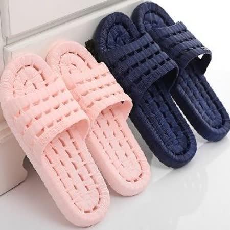 【PS Mall】居家浴室拖鞋 防滑 室內家居拖 舒適通風 (J200)