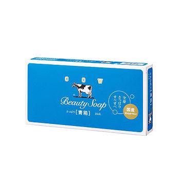 日本牛乳香皂茉莉清香85g*3