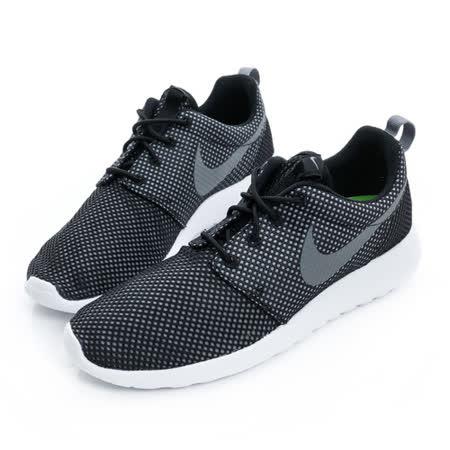 NIKE (男) 慢跑鞋 黑白 511881029