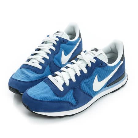 NIKE (男) 慢跑鞋 藍 828041401