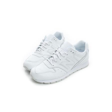 New Balance (女) 經典復古鞋 白 MRL996MF