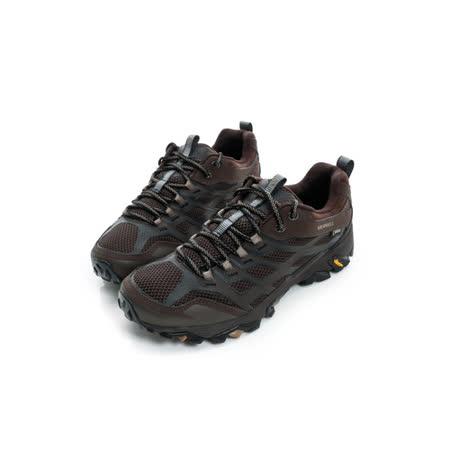 Merrell (男) 戶外越野鞋 灰 ML36983