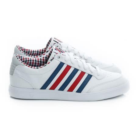 K-SWISS  (男) (休閒)鞋 白 03347158