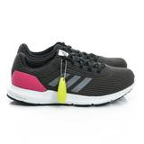 Adidas (女) 慢跑鞋 黑灰桃 AQ2179