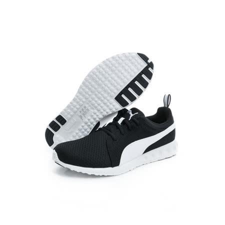 PUMA (男) 慢跑鞋 黑白 18902403