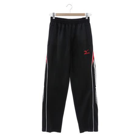MIZUNO (男) 針織運動套裝 黑 32TD653396