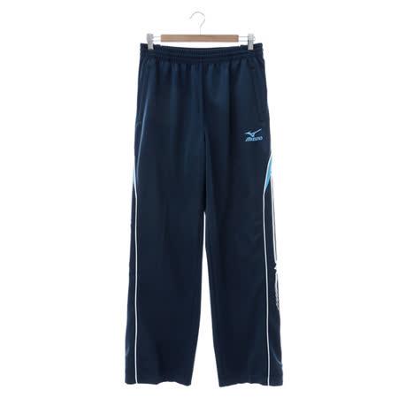 MIZUNO (男) 針織運動套裝 藍 32TD653313