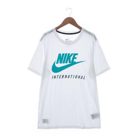 NIKE (男) 圓領T(短) 白 803892101