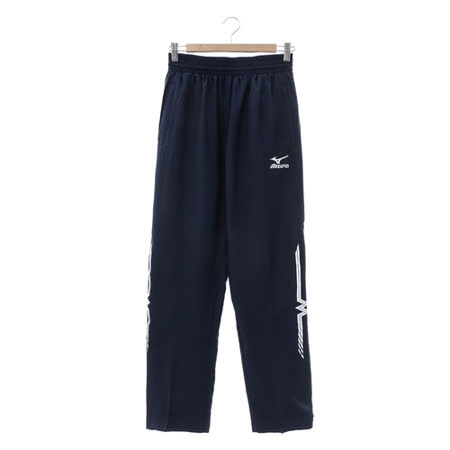 MIZUNO (男) 針織運動套裝 黑 32TD658513
