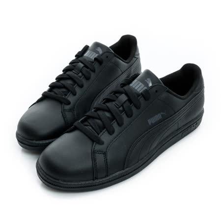 PUMA (大童) 慢跑鞋 黑 36016205