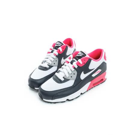 NIKE (大童/女) 慢跑鞋 黑白桃 833340001