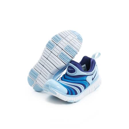 NIKE(大童)復古鞋 藍 343738415