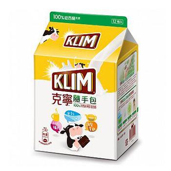 克寧純淨優質即溶奶粉隨手包36g*12包