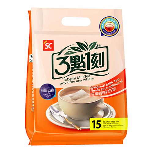 3點1刻 原味奶茶 20g~15p袋