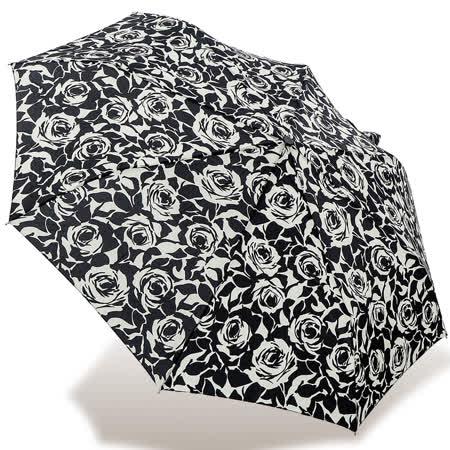 【rainstory】玫瑰光影抗UV隨身自動傘