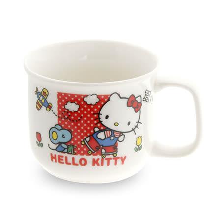 日本金正瓷器 KITTY輕瓷小馬克杯