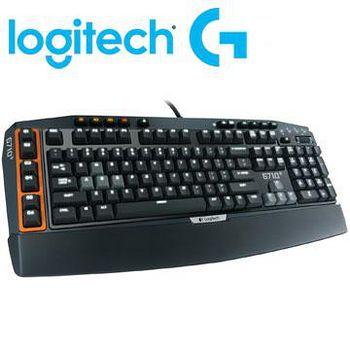 Logitech 羅技 G710+ 機械遊戲鍵盤 青軸