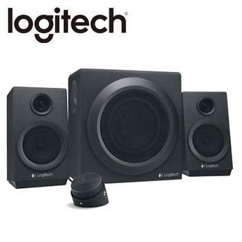 Logitech 羅技 Z333 2.1 音箱系統