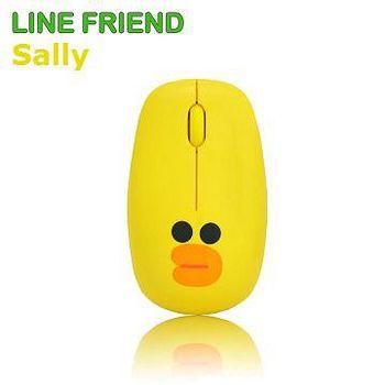 B.Friend LINE FRIEND 限定版 莉莎造型 MA06 2.4G 無線滑鼠 .