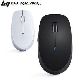 B.Friend MT002 藍芽無線滑鼠 黑色 / 白色