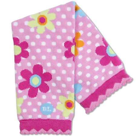 美國 BabyLegs 有機棉嬰幼兒襪套 (波西小花)