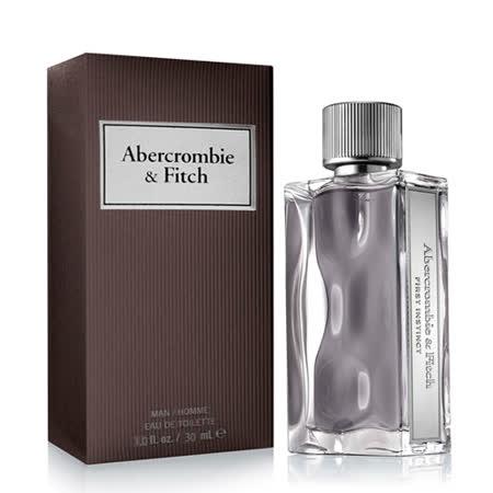 Abercrombie & Fitch 同名經典男性淡香水(30ml)-送品牌針管隨機款