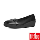 FitFlop™-(女款)F-POP™ LOAFER-黑色