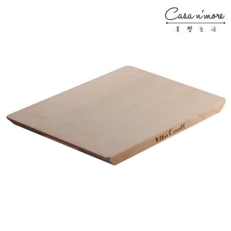 Vitacraft 雲杉木造型砧板-大 切菜板  廚房用具