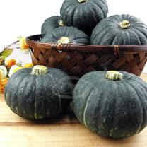 【鮮採家】溫室無毒栗子南瓜10台斤1箱