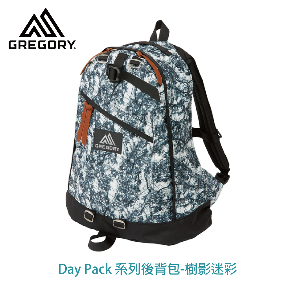 【美國Gregory】Day Pack系列後背包-樹影迷彩