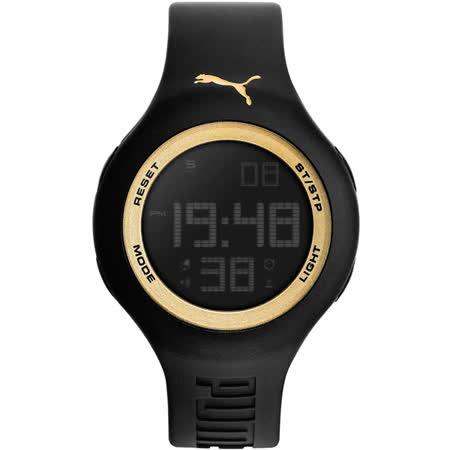 PUMA 陽光信號電子腕錶-PU910801044