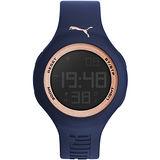 PUMA 陽光信號電子腕錶-PU910801045