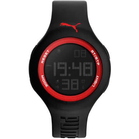 PUMA 陽光信號電子腕錶-PU910801046