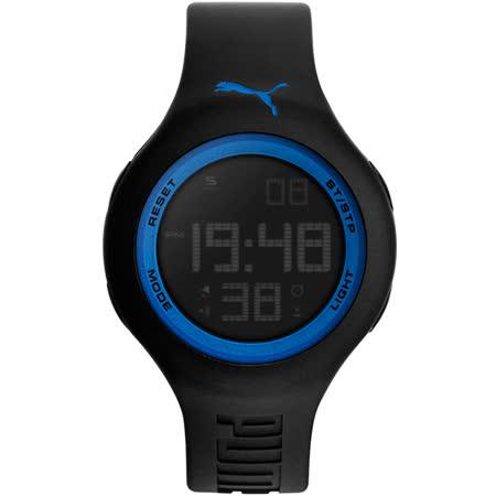 PUMA 陽光信號電子腕錶-PU910801047