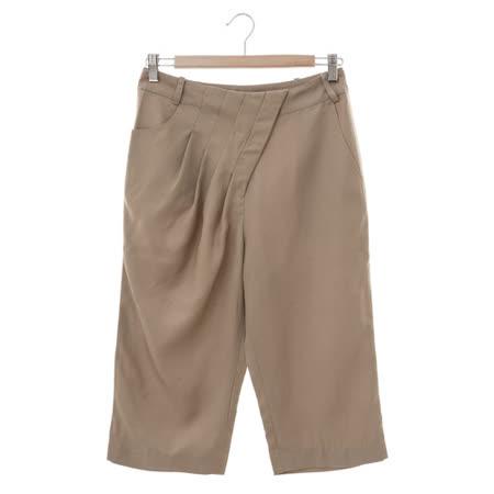 金安德森 造型褲-卡其