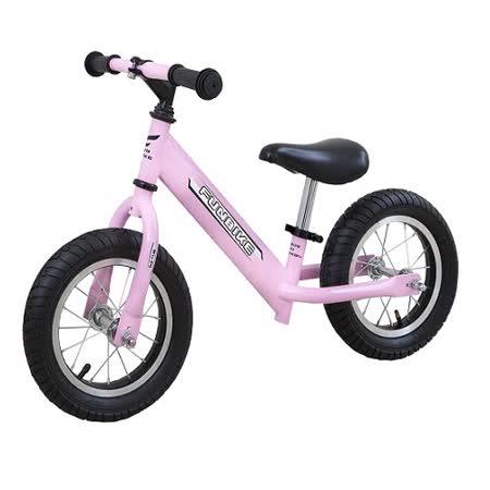 【台灣 ilovekids】<br>FUNbike滑步車-翩然粉