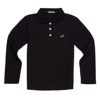 『小鱷魚童裝』基本款品牌POLO衫(12號~20號)092150