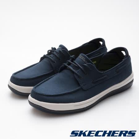 SKECHERS (男) 健走系列 On The GO - 53645NVY