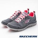 SKECHERS (女) 運動系列 Flex Appeal 2.0 - 12756CCCL