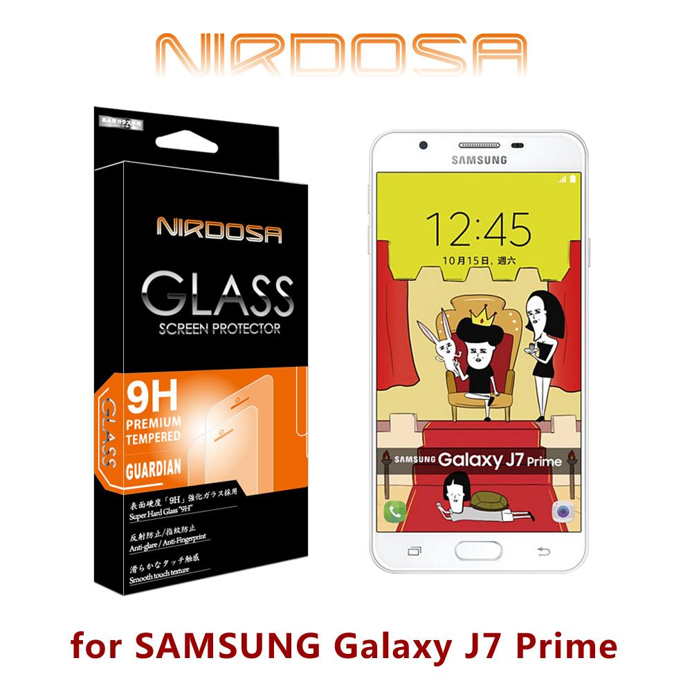 NIRDOSA SAMSUNG Galaxy J7 Prime 9H 0.26mm 鋼化玻