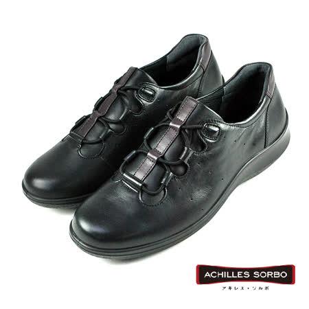 【Achilles SORBO】輕量休閒機能鞋/女鞋 黑色(SRL2540-BL)
