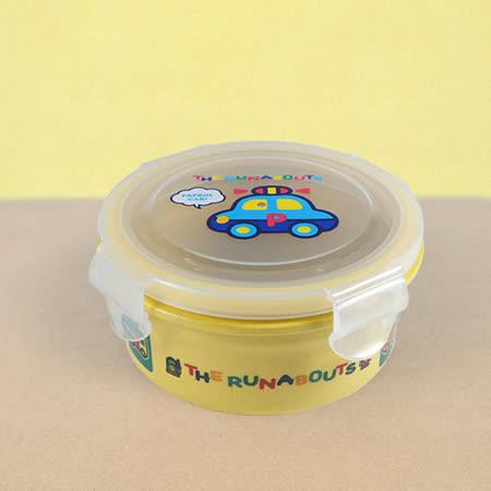 RunAbouts植物纖維餐碗(黃)