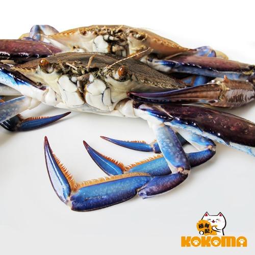 ~極鮮配~印度洋極品藍蟹^(250g±10^%1包2入^)1包^( ^)