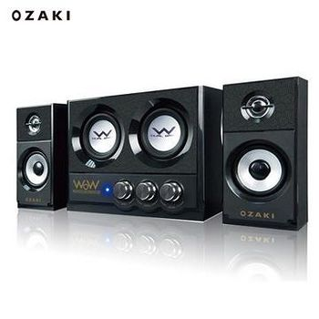 OZAKI WoW WR325 雙出力重低音 25W玩樂機