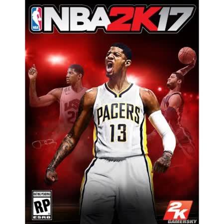 【PC版】NBA2K17中英文版