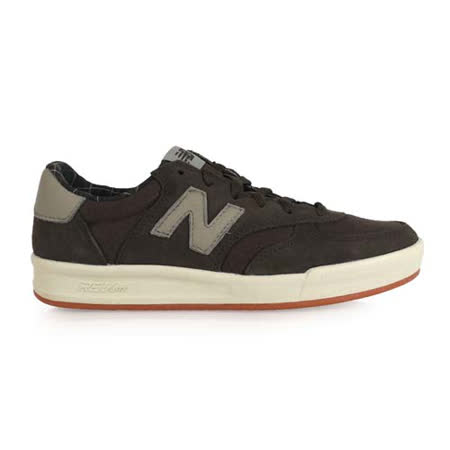 (男) NEWBALANCE CRT 300系列 復古休閒鞋 - N字鞋 NB 墨綠
