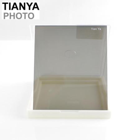 Tianya天涯80全色黑ND4減光鏡(減3格,相容高堅Cokin P系統方形濾鏡)