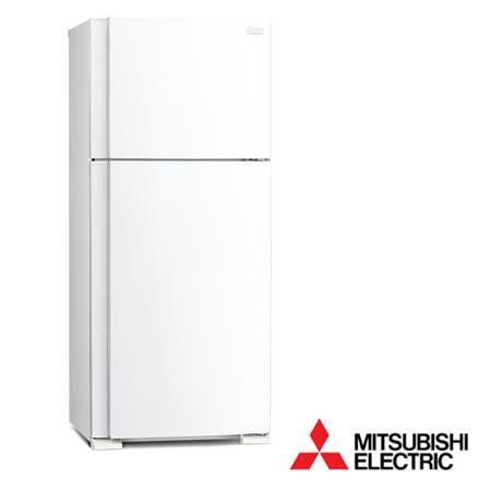 夜間下殺【Mitsubishi三菱】510L變頻2門冰箱MR-FT51EH