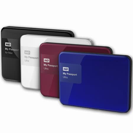 WD 威騰 My Passport Ultra 2TB 2.5吋行動硬碟
